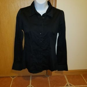 Black maurices blouse